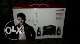 Power sound with 2 speakers