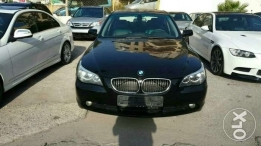 Bmw 525 sport package 2007 full options black interior khar2a