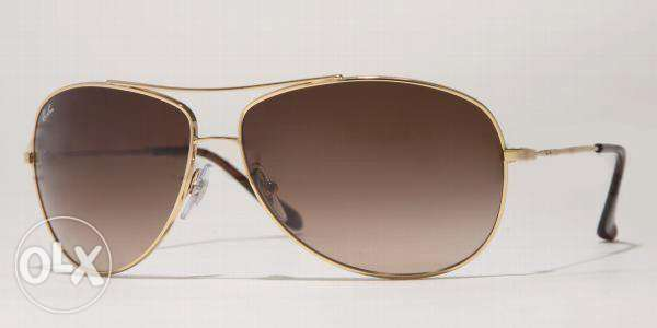 Sunglasses Ray Ban 001/13 - ARISTA BROWN GRADIENT