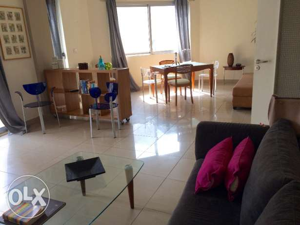 Furnished apt n Sodeco area achrafieh
