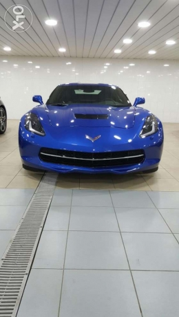 Corvette C7 Stingray 3LT 2015 مصطبة -  4