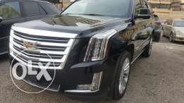 2015 Cadillac Escalade Platinum (Company Source)
