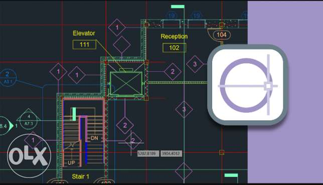 Autocad instructor and architectural services