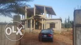 Mini villa underconstraction for sale