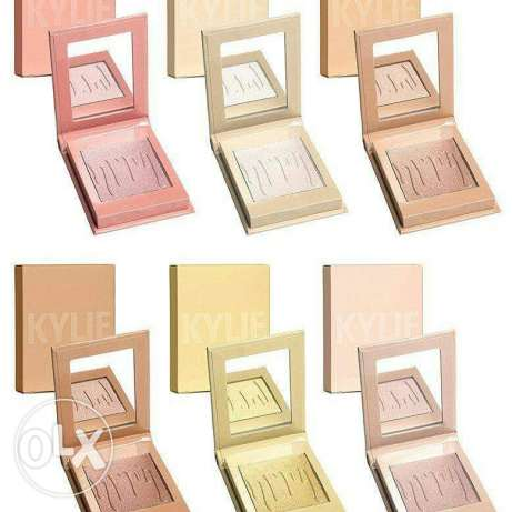 Kylie highlighters