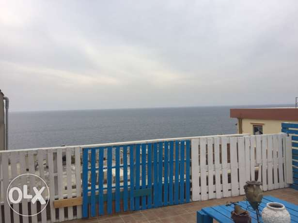 Furnished Home in batroun for rent