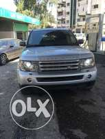 Super charge range rover 2008