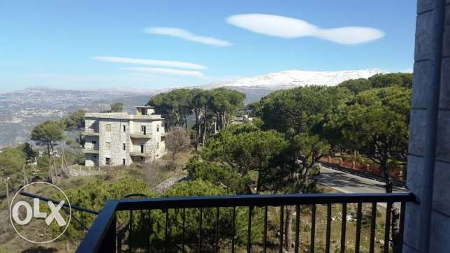 Apartment fully decorated 310m2 in Douhor choueir