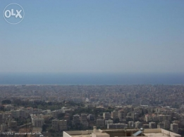 Beautiful View Appartment in Mansourieh For Rent