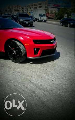 Camaro rs 2010 kit zl1 look as new