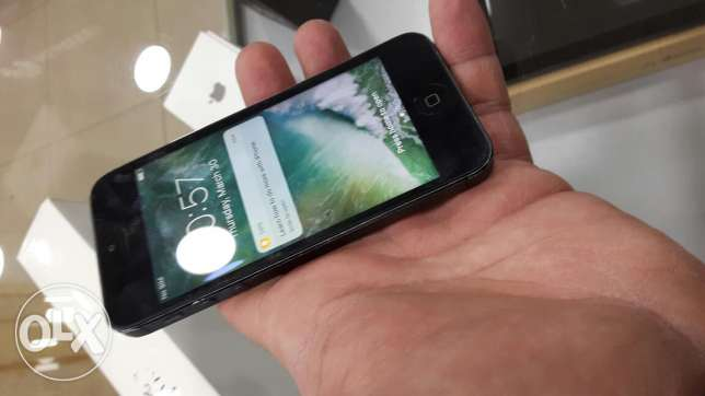 Iphone 5 black 16G and 32G
