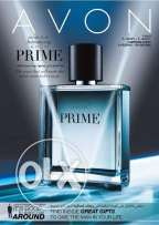 Avon prime edp for him 24$ 50 ml