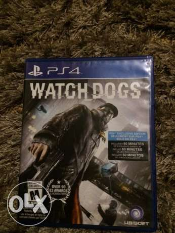 Watch dogs for ps4