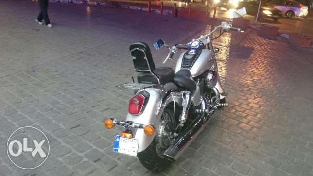 Honda Shadow 750CC Motorcycle for sale with Low mileage 39000km المرفأ -  3