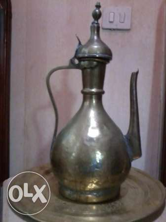 Antique brass, nohas adim 60-100 sene, 40cm, 60$