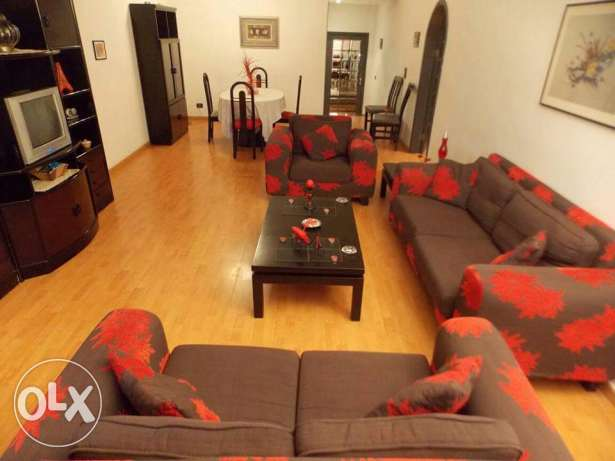 Furnish apartment for rent in Beirut , Hamra