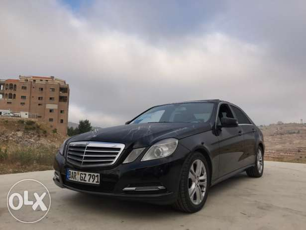 E200 Model 2013 From Germany