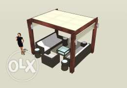 3D DESIGNER for your PERGOLA and outdoors