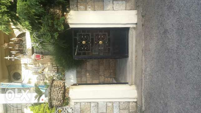 House 4 rent in summer vacation big garden in Aley