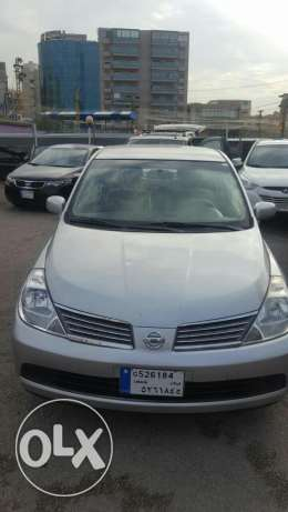 Nissan Tilda 2008 f.o like new.