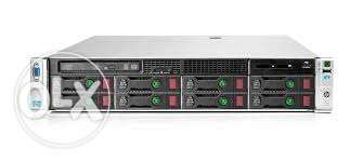 "Server HP G8 DL380 ""Used for 1 month for internet distribution cash"""