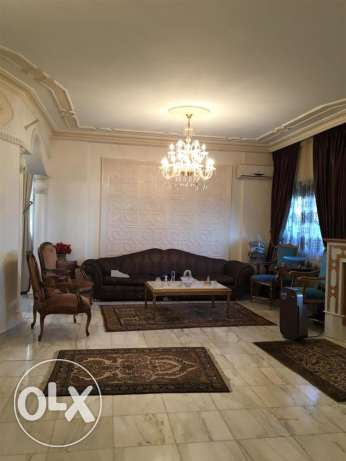 Kuraytem: 300m apartment for rent.