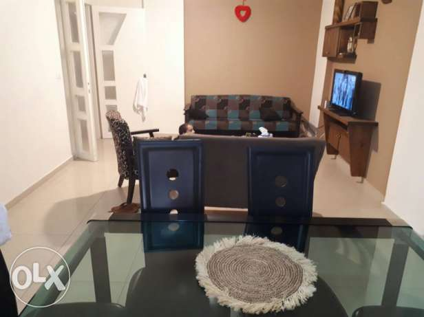 2 bedrooms furnished apartment