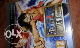 One piece pirate warriors for sale ps3