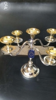 Articles silver plated made in england