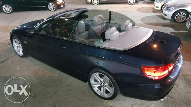Bmw 328 cabriolet 2008 full options ajnabieh الروشة -  2