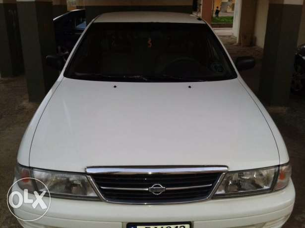 nissan sunny very clean model 1998