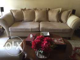 one big sofa for sale