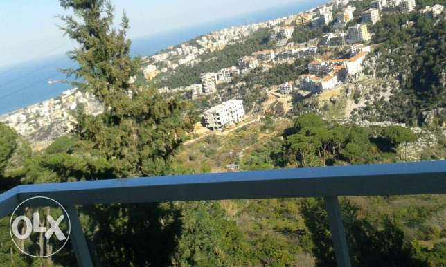 Duplex appartment for rent Nabay(near broumana)