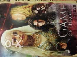 Game of thrones series