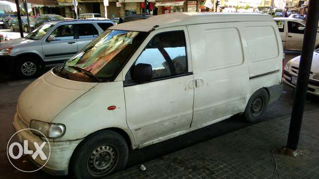 Nissan serena van cargo 98 for sale