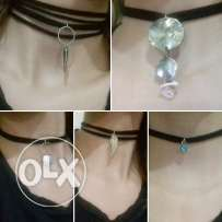 Hadmade Chocker Necklace