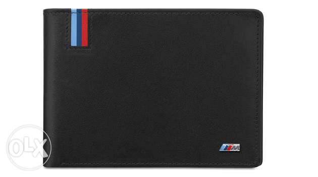BMW M Wallet with Coin Compartment
