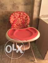 eating chair