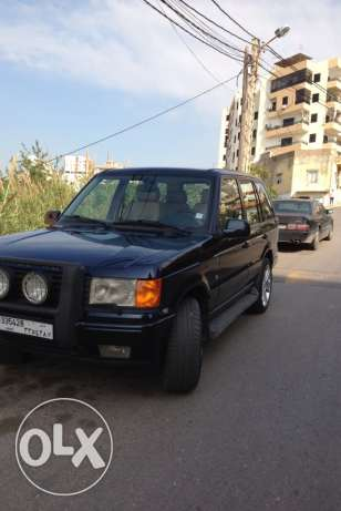 Range Rover Autobiography Special Edition 1998 بعبدا -  3