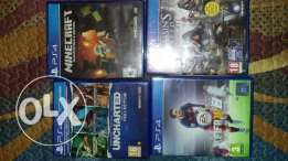 6 super games for ps4