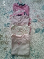 All for 10$ baby girl clothes