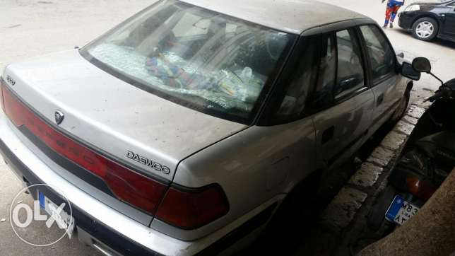 Daewoo espero for sale very good condition