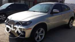 BMW X6 , Model 2009 , Full option ,Automatic , Excellent Condition