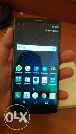 LG v10 32GB/4G+ kter ndef 3al basme m3o 3lbto w 8rado fo sale or trade