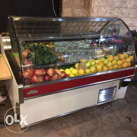 salad bar fridge انطلياس -  1