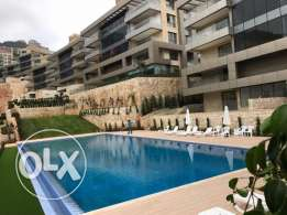 Sea and Jounieh Bay view apartment for sale in Adma - Val Verde Adma