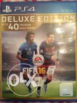FIFA 16 and batman arkham knight