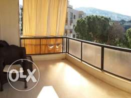 Furnished Apartment with terrace for sale Aoukar SKY282