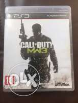 Ps3 cd Call of duty mw3