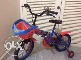 Boy bike for 4-6 years